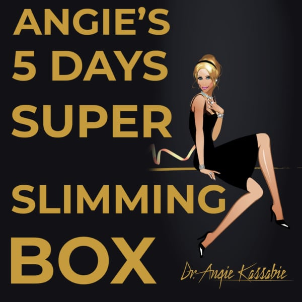 Angie's 5 Days Super Slimming Box